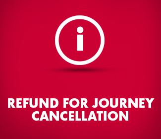 Refund for trip cancellation