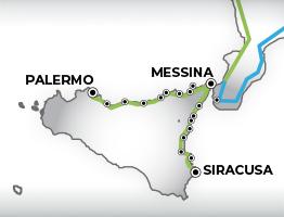 Cartina Ferroviaria Sicilia.Sicilia Trenitalia