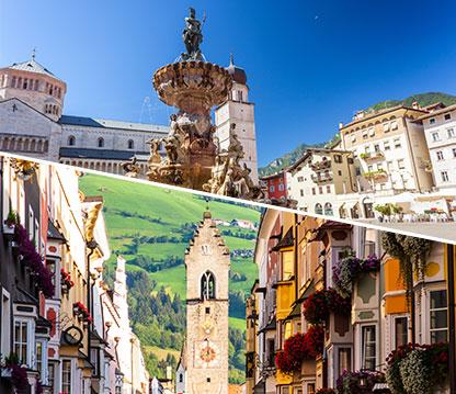 Viaggia tra Trento e Vipiteno con i treni regionali - Trenitalia