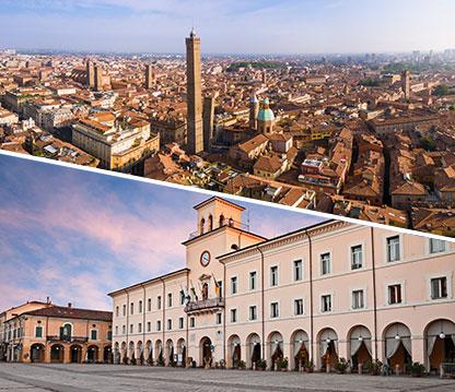 Viaggia tra Bologna e Cervia-Milano Marittima con i treni ...