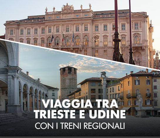 Friuli Venezia Giulia - Trenitalia