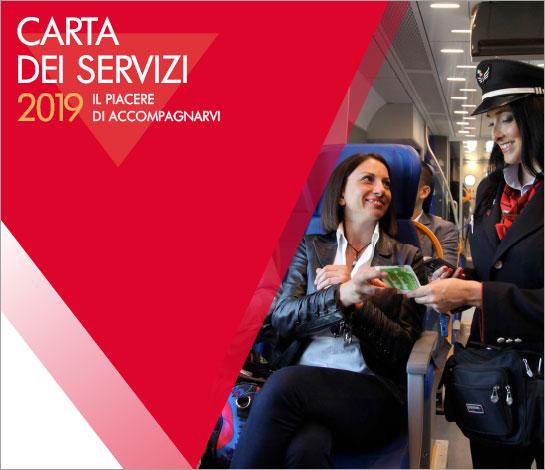Friuli venezia giulia trenitalia for Carta regionale dei servizi fvg