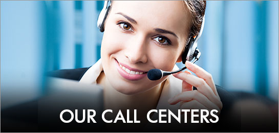 Our Call Centers